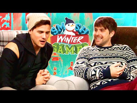 DIRTY MIND CHALLENGE (Smosh Winter Games)