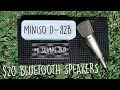 Audio compare starts at 2:00 Bluetooth Speakers are very awesome addons on our daily activities, compact and portable, perfect companion for smartphones, nokia's dumbphone, laptops, mostly...