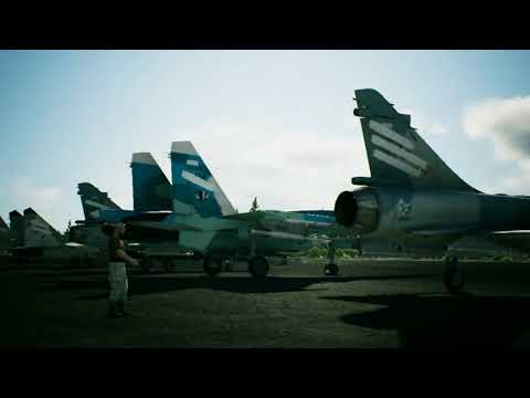 Ace Combat 7 Skies Unknown First Playthrough (Hard) Mission 05 444
