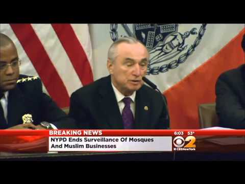 NYPD Disbands Controversial Muslim Surveillance Program