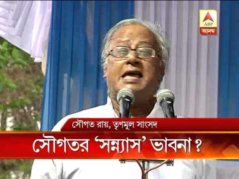 TMC MP  Sougata Roy hints political retirement?