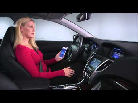 Acura - Tips On Pairing Your Phone