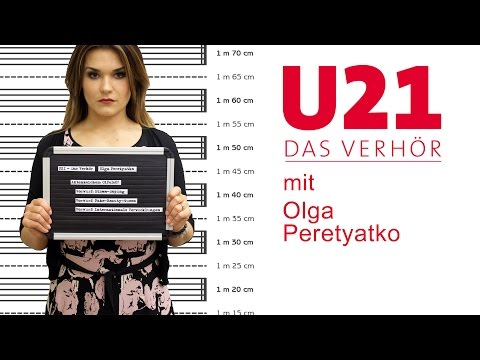 U21 - Das Verhör mit Olga Peretyatko