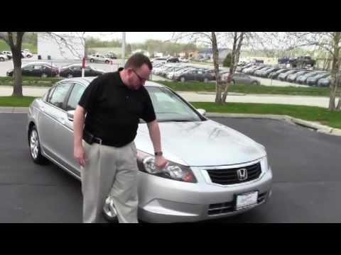 Certified Used 2010 Honda Accord EX for sale at Honda Cars of Bellevue...an Omaha Honda Dealer!