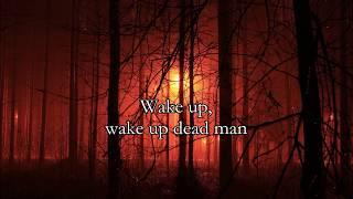 U2 - Wake Up Dead Man (lyrics)