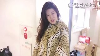 一癖も二癖もある横澤夏子が、ヒョウ柄のコートを羽織って華麗に参上。 ...