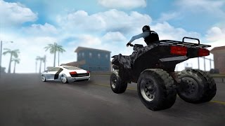 Police Quad Chase Simulator 3D