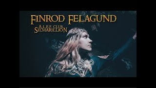 Finrod Felagund [cosplay backstage, Silmarillion]