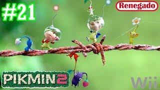 "Pikmin 2 | Wii | Cap.21 | ""Castillo Sumergido"""