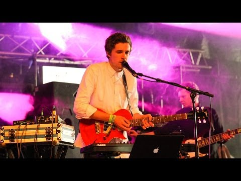Aquilo - You There at Glastonbury 2014
