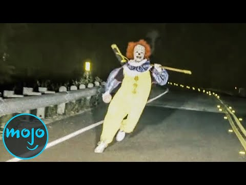 Top 10 Creepiest Things Caught on Dash Cam