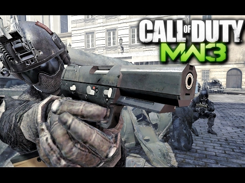 Call of Duty Modern Warfare 3: Black Tuesday Mission Gameplay Veteran |