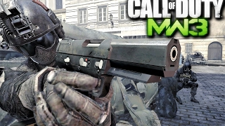 Call of Duty Modern Warfare 3: Black Tuesday Mission Gameplay Veteran