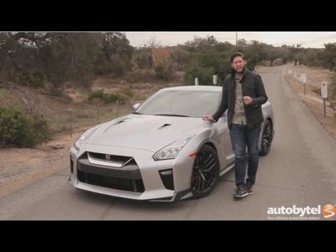2017 Nissan GT-R Premium Test Drive Video Review