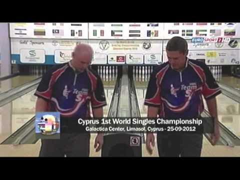 Bowling: 1st World Singles Championships 2012 Finals