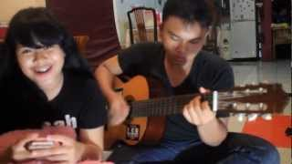 What makes you beautiful (covered by @wina_lintank & @veygelRN)