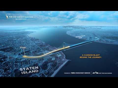 TCS New York City Marathon Hot Spots