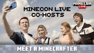 Meet Four Minecrafters: MINECON Live Co-Hosts