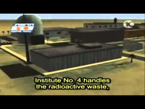 Possible nuclear accident at Dimona Nuclear Plant in Israel