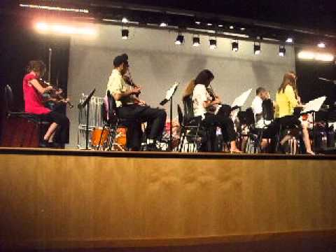 Serenade for Strings by the Patuxent Valley Middle School Chamber Orchestra