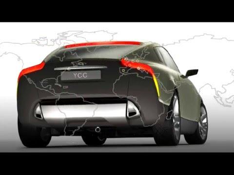 Introducing Volvo YCC prototype