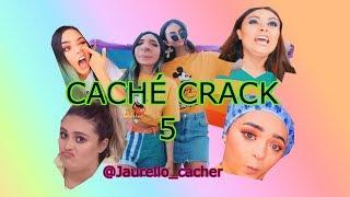 CACHÉ CRACK 5 [Calle y Poché] -Mini- @jaurello_cacher