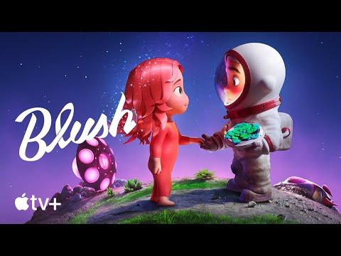 Blush — Official Trailer   Apple TV+