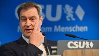 """Söder: Bin bereit, bei """"breiter Unterstützung"""" der CDU"""