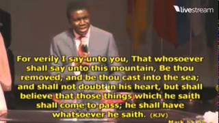 Winners Chapel Americas 2014 Convention Day 1 by Bishop David Abioye