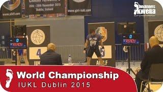World Championship 2015 | Meine Teilnahme an der WM