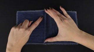 How To Sew With Denim