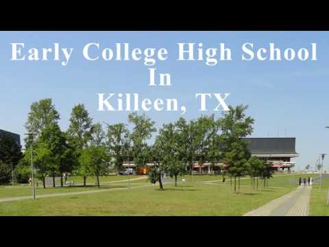 Early College High School In Killeen, TX