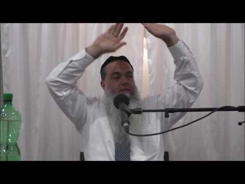 """הרה""""ג יגאל כהן בוינה - Rav Igal Cohen in Wien"""