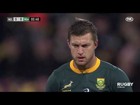 The Rugby Championship 2019: New Zealand vs South Africa