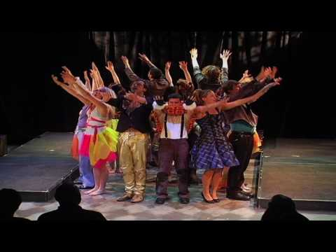 A MIDSUMMER NIGHT'S DREAM  A play directed by Thomas G. Waites