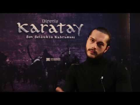 Alperen Duymaz'ın Direniş Karatay...