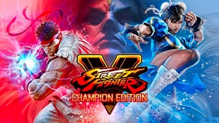 Street Fighter 5 - Champion Edition Trailer