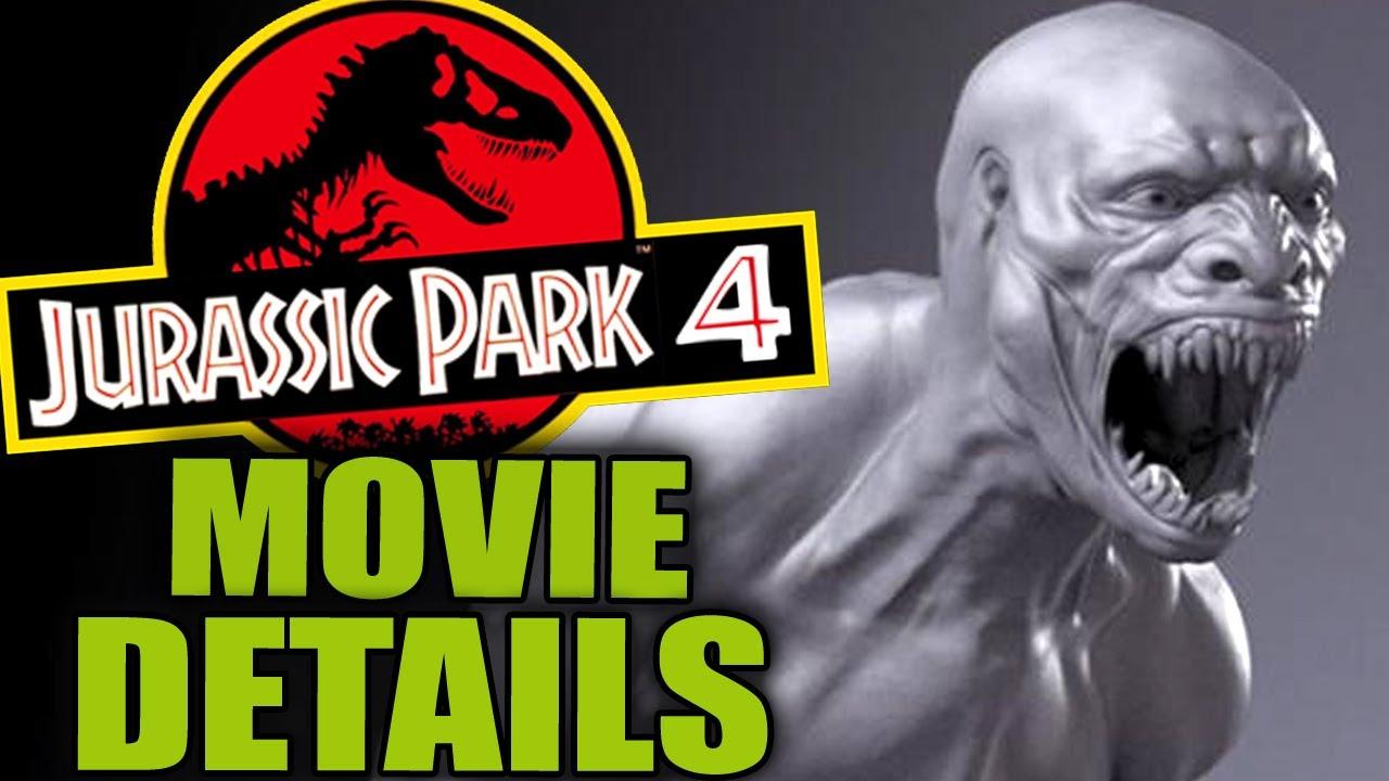 new jurassic park 4 2015 movie plot details youtube
