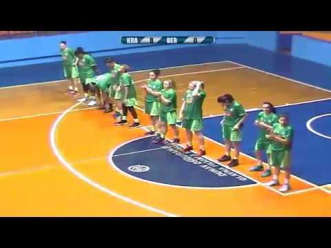 ZKK Kraljevo : ZKK Beroe - MZRKL Adriatica Women Basketball League