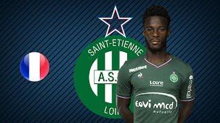 JONATHAN BAMBA | Saint-Étienne | Goals, Skills, Assists | 2017/2018 (HD)
