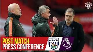 Post Match Press Conference | Manchester United 1-0 West Bromwich Albion