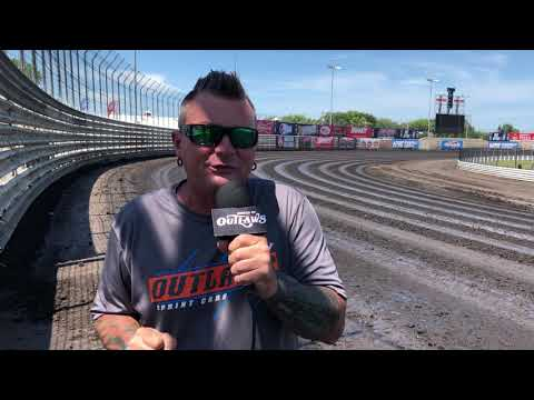 RACE DAY PREVIEW | Knoxville Raceway - Qualifying Night 1 - Aug. 7