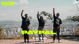 Teto - Paypal (Dance Video) | Coreografia