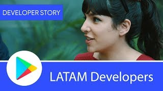 Android Developer Story: LATAM developers growing successful businesses thumbnail