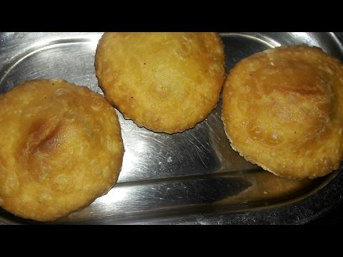 Jodhpuri pyaz aloo ki khasta kachori/ pyaz aur aloo ki khasta kachori kaise banaye/ Jodhpuri kashta
