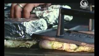 Мастер Гриль: Цыпленок табака на гриле / Master Grill: Gegrilde Tsiplenok tabak / huhn