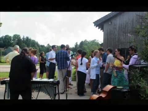 Peconic Community School Event at Golden Earthworm Organic Farm - Photos & Music by Connie Gillies