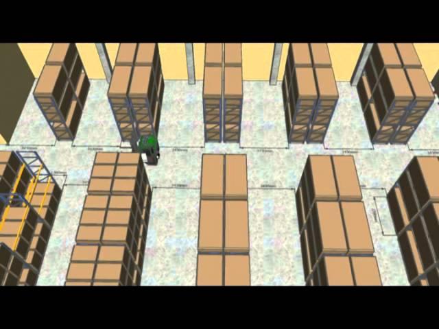 Free Warehouse Layouts Youtube