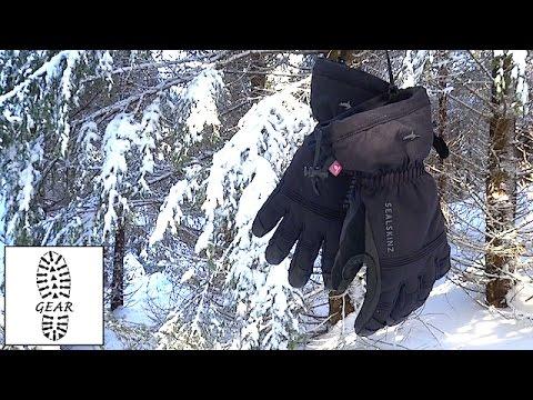 """Winterhandschuhe """"Extreme Cold Weather Gloves"""" Von SealSkinz"""