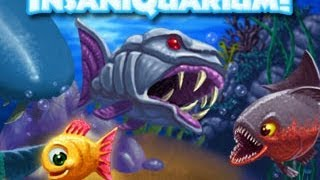 Best Childhood Game: Insaniquarium. Best Fish Game EVER!
